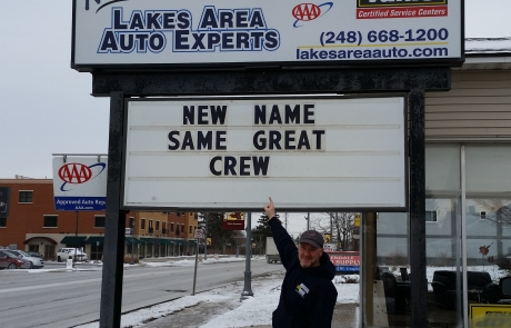 Kenny Lakes Area Auto Experts