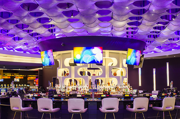 Mgm Grand Detroit Opens Axis Lounge With Classy Cocktails