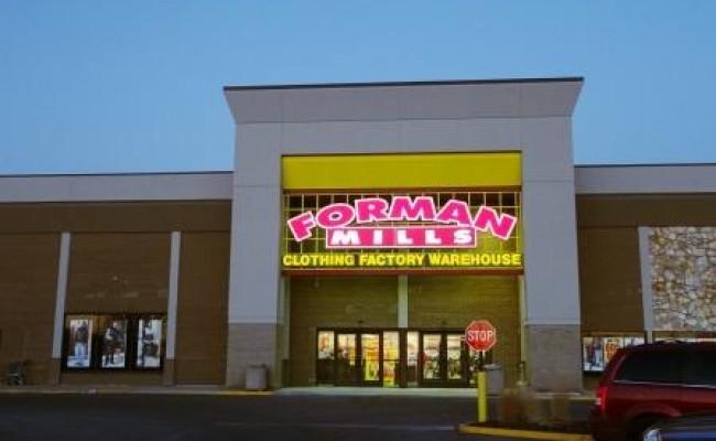 Forman Mills Detroit, MI 48234 - 10000 East 8 Mile Road ...