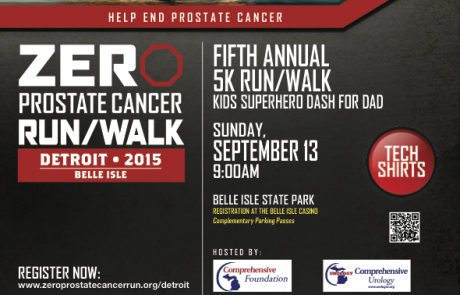 Zero Prostate Run 2015