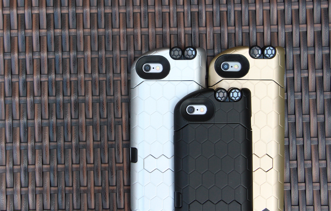 super popular 4207d ad34f TurtleCell to Debut Game-Changing iPhone 6 Case with Premium-Quality ...