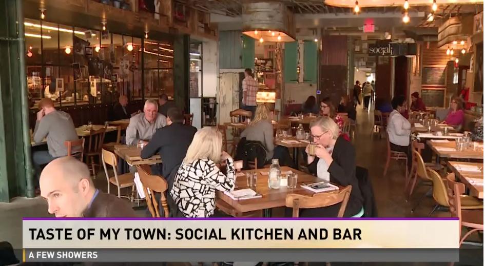 Social Kitchen And Bar Grand Rapids