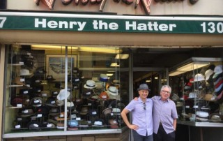 Daily Detroit Henry the Hatter Podcast