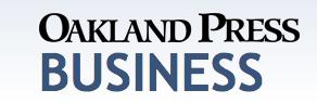 Oakland Press Business Logo