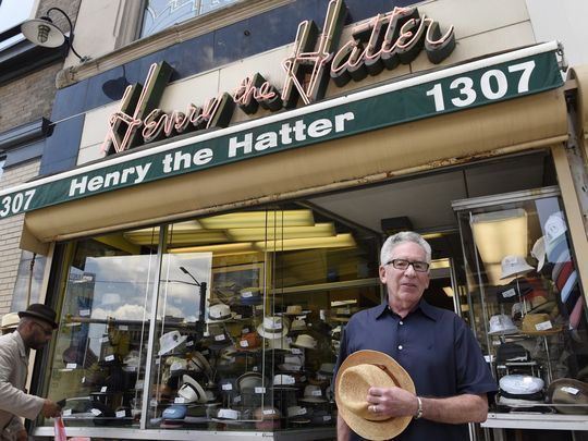 Henry the Hatter - Detroit News