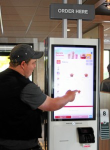 News Herald captures Experience of the Future at McDonald's