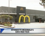 Experience of the Future at Wyandotte McDonald's