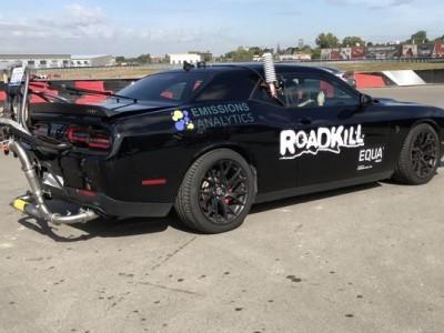 Testing Car for emissions