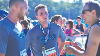 Grace Centers of Hope Run Marathon