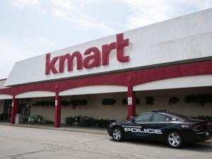 Exterior Kmart