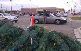 McDonald's 2017 Christmas Tree Giveaway