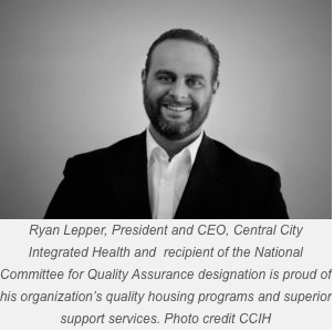 CEO of Central City Integrated Health