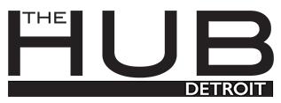 The Hub Detroit Logo