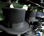 Hats at Henry the Hatter