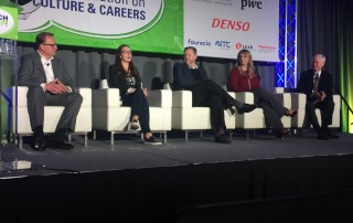 A conversation on attracting younger workers to the auto industry.