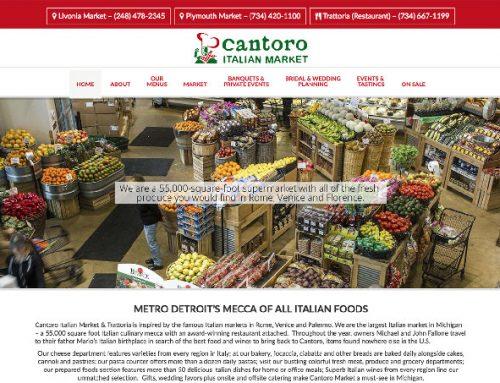 Cantoro Market