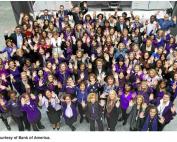 Bank of America in Troy MI Celebrating International Women's Day