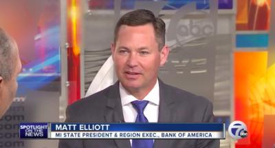 Bank of America's Matt Elliott
