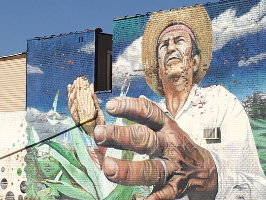 Mural to visit for Cinco de Mayo