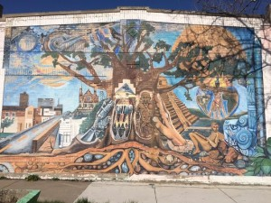 Southwest Detroit mural
