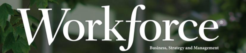 Workforce magazine logo