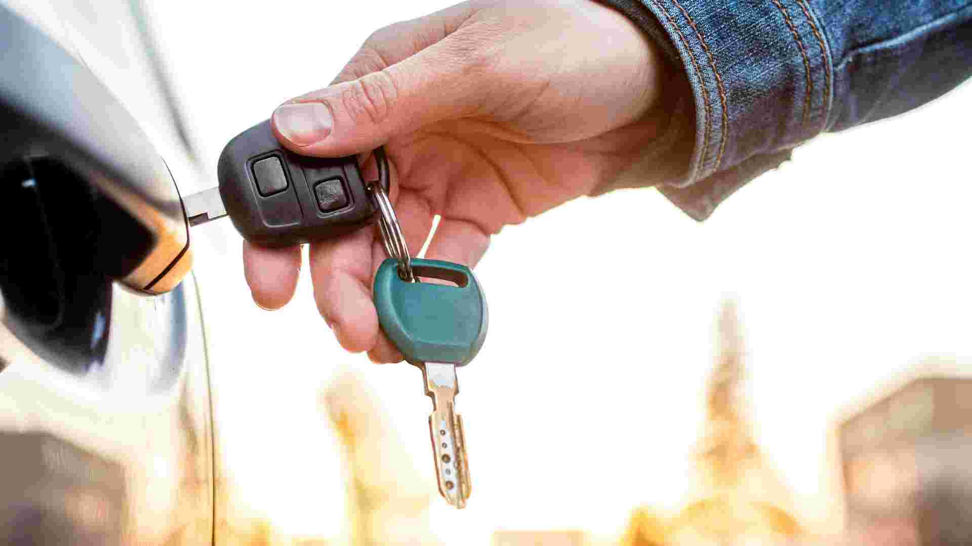 Car Financial Services >> Why you might want to wrap your car key fob in foil - Marx ...