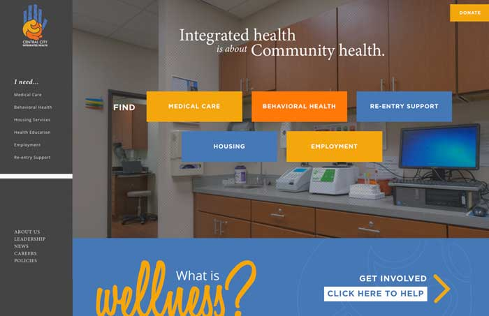 Central City Integrated Health