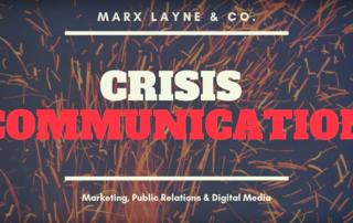 Crisis Communication Agency